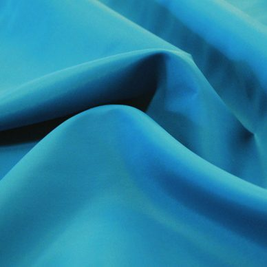 Nylon Taffeta Lining in Sea Blue - William Gee