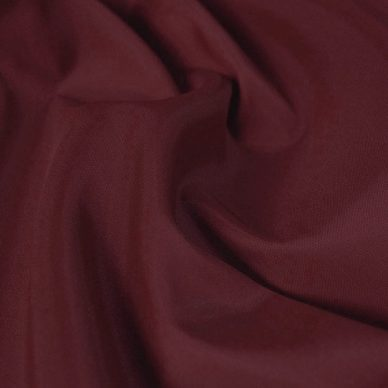 Nylon Taffeta Lining in Wine - William Gee