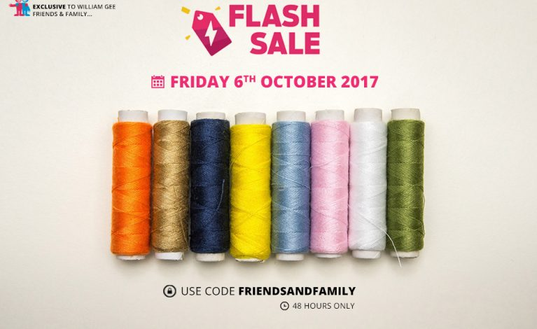 Friends & Family Flash Sale – Coupon and Dates