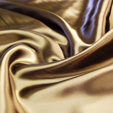 Polyester Lining - Gold - William Gee