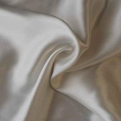 Polyester Lining - Ivory - William Gee