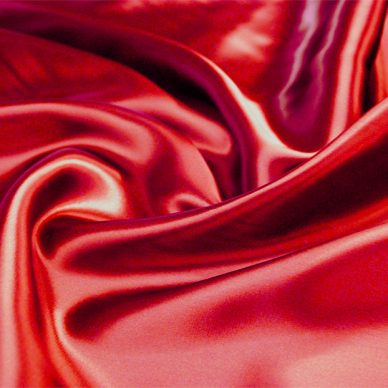 Polyester Lining - Red - William Gee