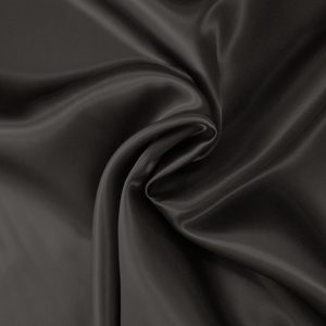 Polyester Satin Lining Dark Grey - William Gee UK