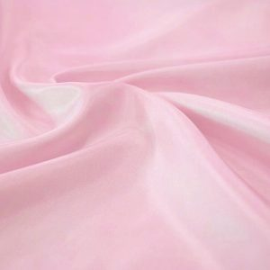 Polyester Taffeta - Baby Pink - William Gee