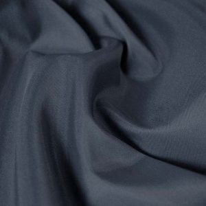 Polyester Taffeta - Blue Grey - William Gee