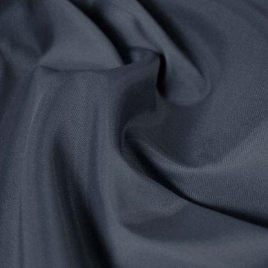 Polyester Taffeta - Blue Grey - William Gee