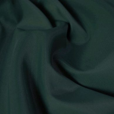 Polyester Taffeta - Bottle Green - William Gee