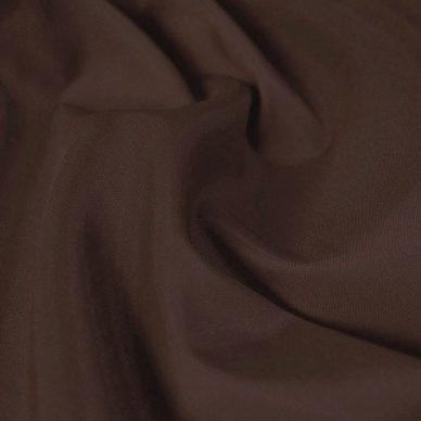 Polyester Taffeta - Brown - William Gee