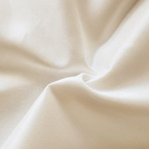 Polyester Taffeta - Cream - William Gee