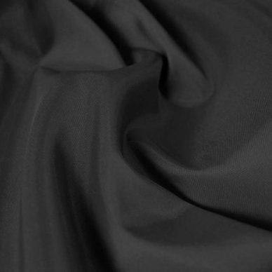 Polyester Taffeta - Dark Grey - William Gee