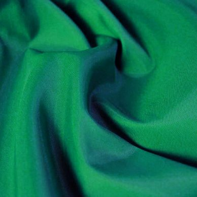 Polyester Taffeta - Emerald Green - William Gee