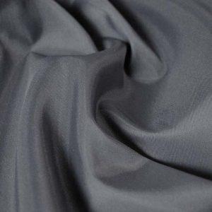Polyester Taffeta - Mid Grey - William Gee