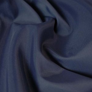 Polyester Taffeta - Navy - William Gee