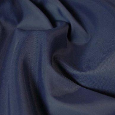 Polyester Taffeta - Navy - William Gee