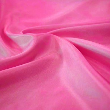 Polyester Taffeta - Pink - William Gee