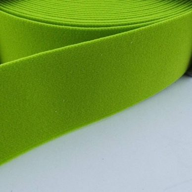 Prym Coloured Elastic - Citrus Green - William Gee