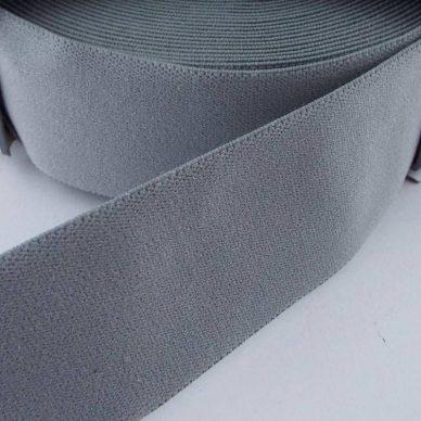 Prym Coloured Elastic - Grey - William Gee