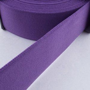 Prym Coloured Elastic - Lilac - William Gee