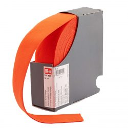 Prym Coloured Elastic Orange 957401 - William Gee UK