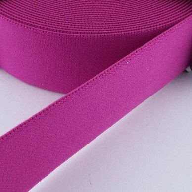 Prym Coloured Elastic - Pink - William Gee