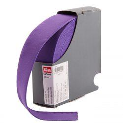 Prym Coloured Elastic Purple 957401 - William Gee UK