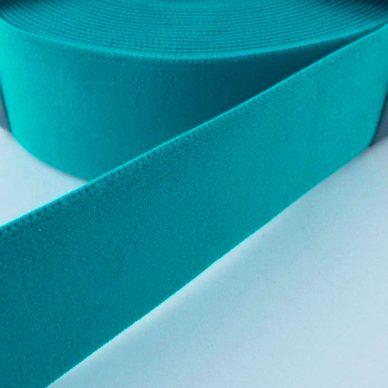 Prym Coloured Elastic - Turquoise - William Gee