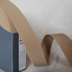 Prym Strong Elastic 25mm - Beige - 955220 - William Gee