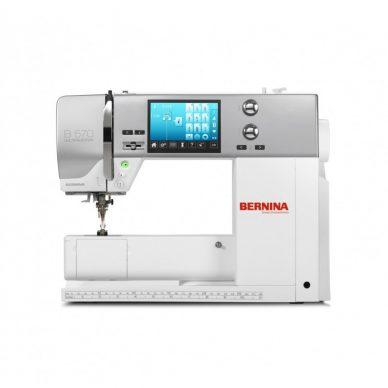 Bernina B 570 QE Sewing Machine - William Gee