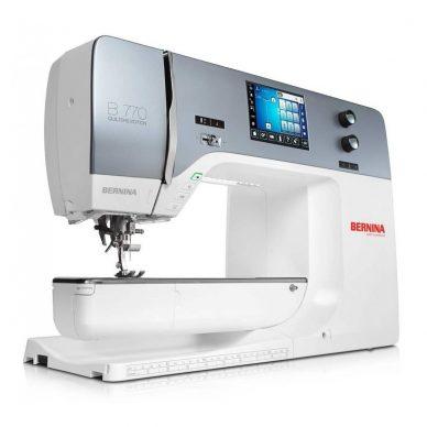 Bernina B 770 QE Sewing Machine - William Gee