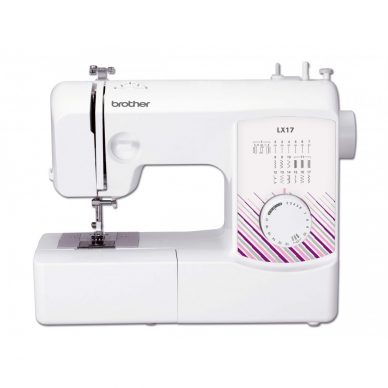Brother Brother LX17 Traditional Metal Chassis Sewing Machine - William Gee