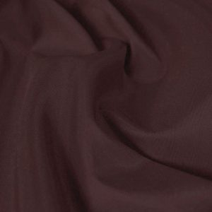 Polyester Taffeta - Maroon - William Gee