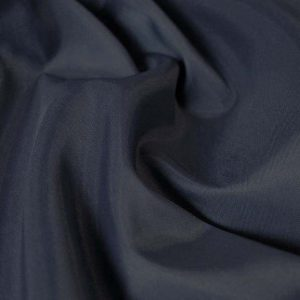 Polyester Taffeta - Royal Navy - William Gee