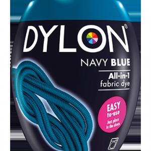 Dylon Fabric Dye Machine Pods - Navy Blue - William Gee