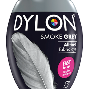 Dylon Fabric Dye Machine Pods - Smoke Grey - William Gee