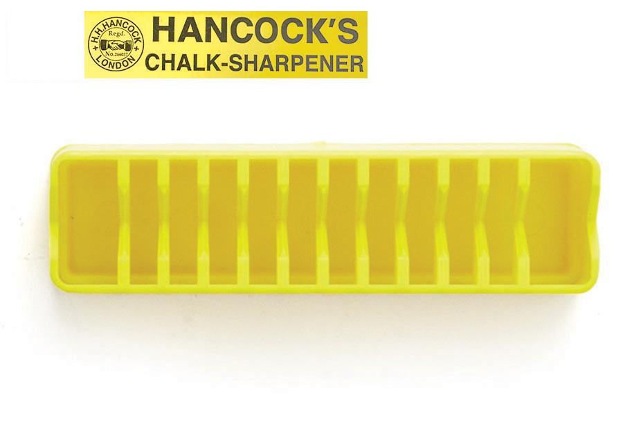Fabric Marking Tailors Chalk Triangles Yellow Pack of 12 Hancock/'s Garment
