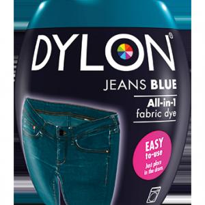 Dylon Fabric Dye Machine Pods - Jeans Blue - William Gee