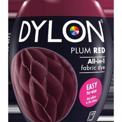 Dylon Fabric Dye Machine Pods - Plum Red - William Gee