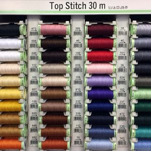Gutermann Top Stitch Sewing Threads 30m Shades - William Gee