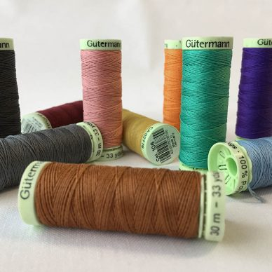 Gutermann Top Stitch Sewing Threads 30m - William Gee