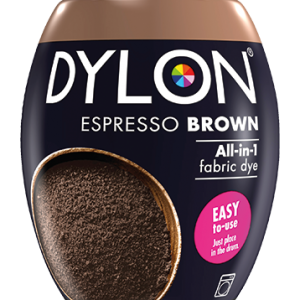 Dylon Fabric Dye Machine Pods - Espresso Brown - William Gee