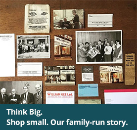 The family run story of William Gee