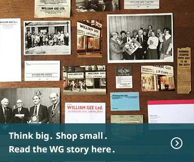 Read the William Gee Haberdashery story