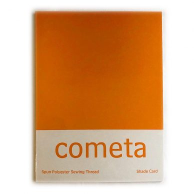 Coats Cometa Shade Card - William Gee