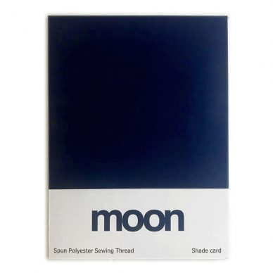 Coats Moon Shade Card - William Gee