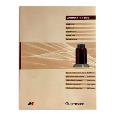Gutermann Skala Shade Card - William Gee
