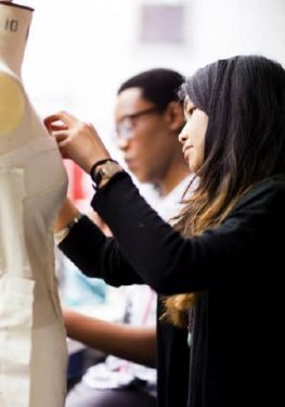 Fashion Technology Academy and William Gee Collaboration