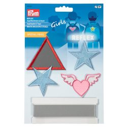 Prym Applique Motifs and Reflective Tape 923951 - William Gee