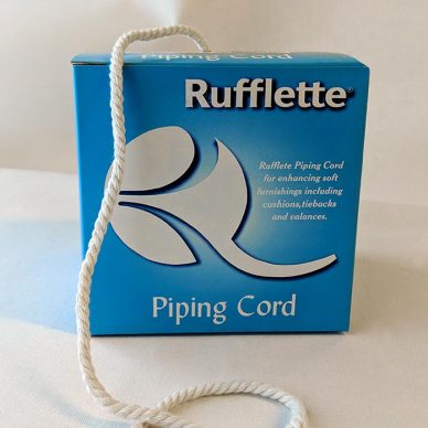 Rufflette Piping Cord 4mm - William Gee