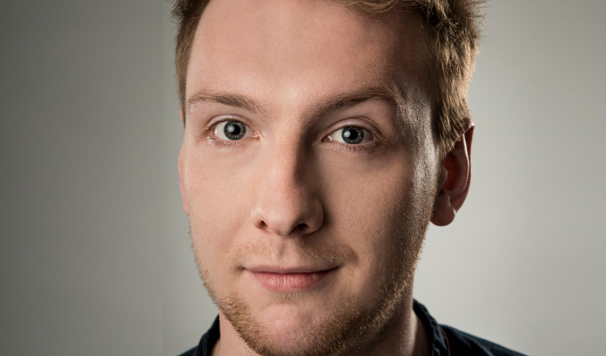 Joe Lycett - new Great British Sewing Bee presenter