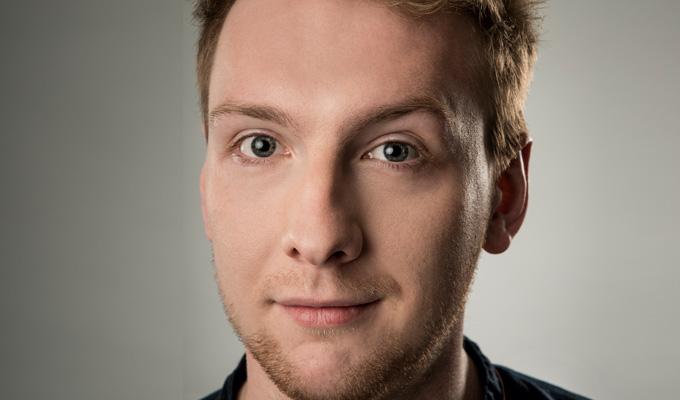 Joe Lycett - new Great British Sewing Bee presenter
